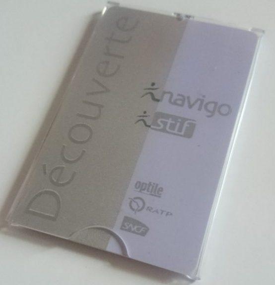 navigoカード