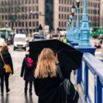 最軽量の折り畳み傘なら邪魔にならない!スマホ半分の重さ97gで2500円以下はお得すぎ!