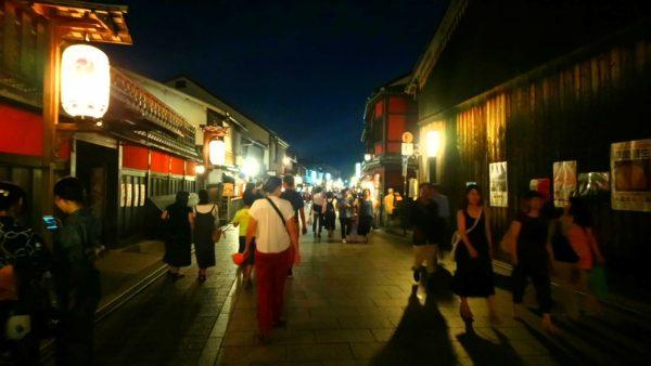 京都の風情ある景色