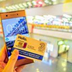 【レビュー】海外旅行用SIMをAmazonで購入し使ってみた。ThreeのSIMカードは設定簡単!90日間有効でヨーロッパ周遊でも使える!