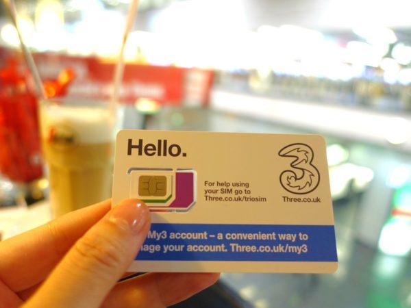 海外旅行先で使えるFreeのSIMカード