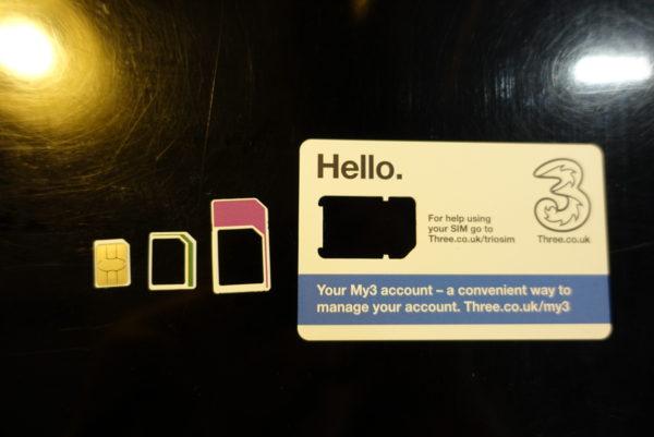 海外旅行先で使えるFreeのSIMカードは全SIMサイズ対応