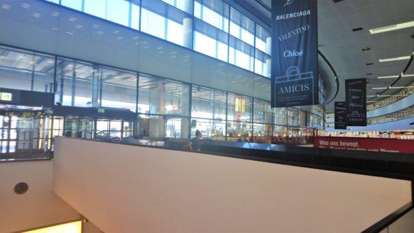 ウィーン国際空港のAIR Cafe入り口