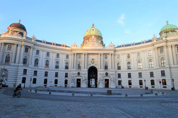 ホーフブルグ宮殿