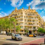世界遺産マンションのカサ・ミラ(Casa Mila)の入場場所から内部まで教えます!