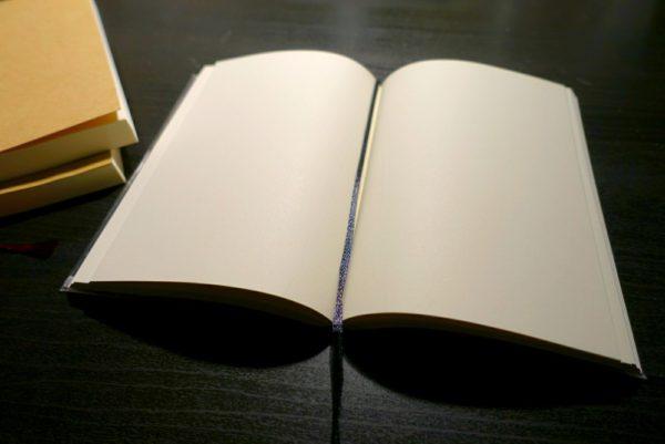 無印良品の文庫本ノートとそっくりなキャンドゥのノート