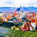 プラハからチェスキークルムロフへ長距離バスREGIOJETでお得に観光してきた!バスチケット購入方法、バスターミナルの場所、車内の様子について。