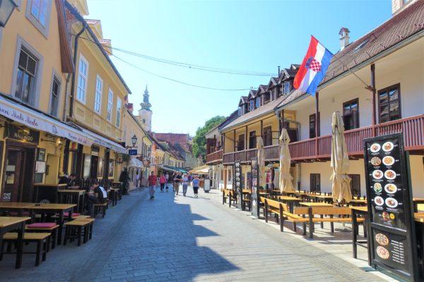 ザグレブを観光