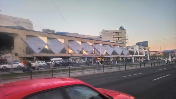 ザグレブバスターミナル