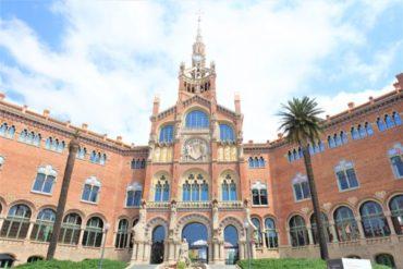 【バルセロナ】美しいサン・パウ病院に行ったのでレポートします。行き方から入場方法まで詳しくまとめました。