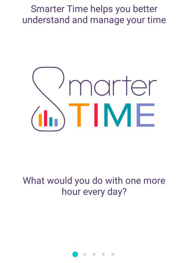 自動ライフログアプリSmater Timeの初期設定方法