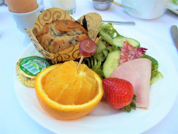 アビーコートホテル(Abbey Court Hotel)の朝食