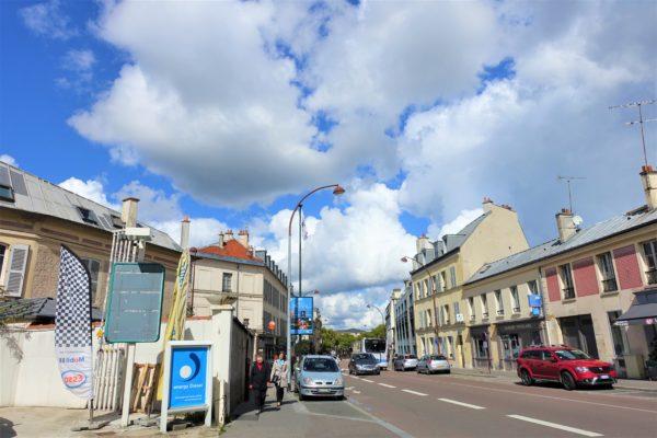 ヴェルサイユ=シャトー駅からベルサイユ宮殿への行き方