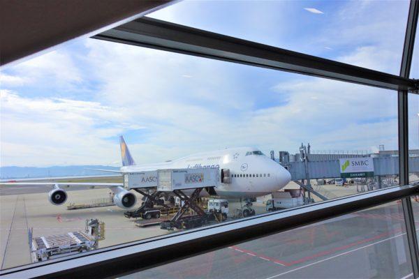 ルフトハンザ航空の航空機