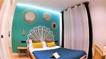 バルセロナでおすすめのホテル!駅近でとってもかわいいお部屋のCasa Vaganto!