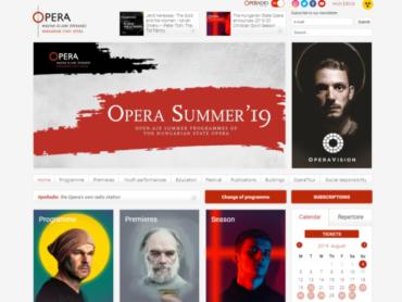 【ブタペスト】ハンガリー国立歌劇場(国立オペラ劇場)のチケットをネットで購入する方法