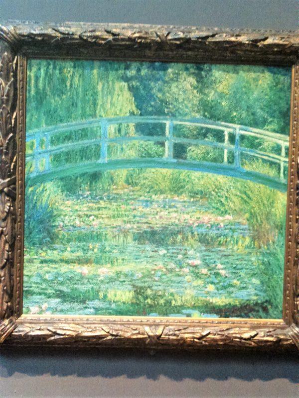 ロンドンの睡蓮の池(The Water-Lily Pond)