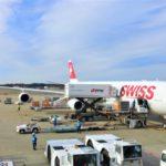 【搭乗記】スイス航空のエコノミーに乗って成田からプラハへ。スイスワインを堪能できる機内食やチューリッヒ空港のトランジットについて