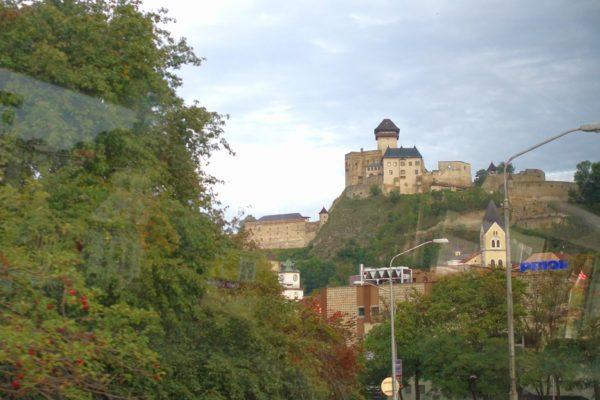 トレチーン城