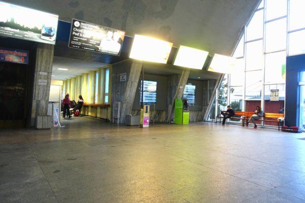 プレショフバスターミナル