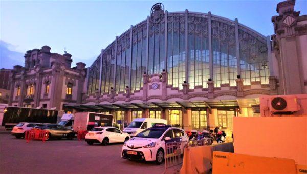 Barcelona Nord(バルセロナ北)バスターミナル