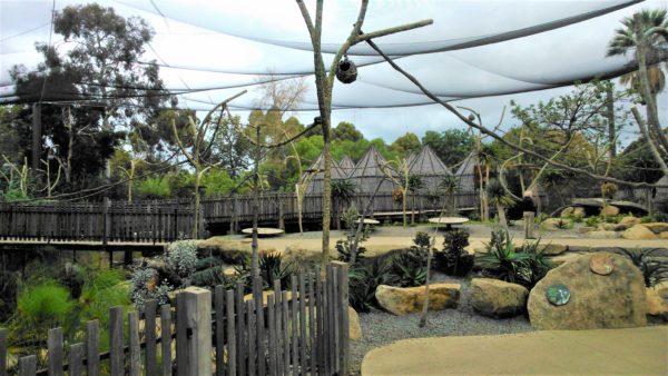 オーストラリアのメルボルン動物園
