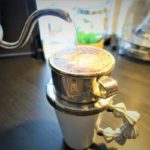 ステンレスコーヒーフィルターのドリッパーで淹れたコーヒーは断然美味しい!CASUAL PRODUCT カフェテリア