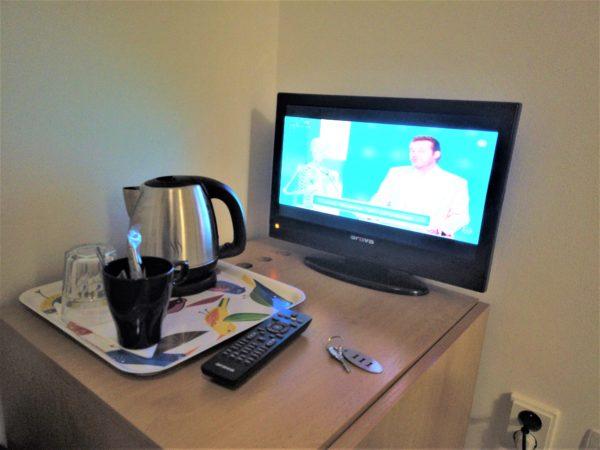 ブラチスラバのおすすめなホテル「エリザベスオールドタウン」の部屋