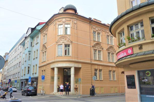 ブラチスラバのおすすめなホテル「エリザベスオールドタウン」