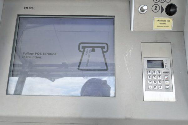 ブラチスラバの交通乗り放題のチケットの買い方