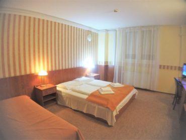 ブダペストでおすすめのホテル!アトランティックホテルは格安なのに立地よし!お部屋も清潔で文句なし!
