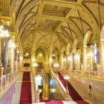 【ブダペスト】国会議事堂見学ツアーの参加方法。入口やチケット購入の場所。