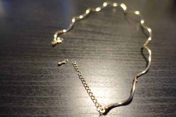 【100均】ネックレスの長さを延長する簡単な方法!アジャスター付きで思い通りの長さに調節可能!