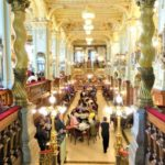 【ブダペスト】世界一豪華なカフェ「NEW YORK CAFE (ニューヨークカフェ)」に行ってきた!宮殿にいるかのような豪華さ!