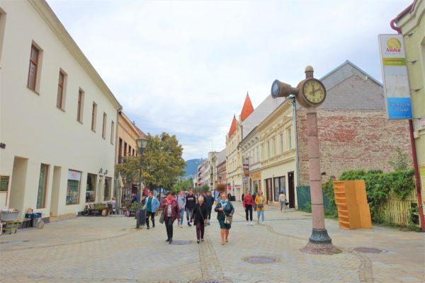 スロバキアのニトラ城までの行き方