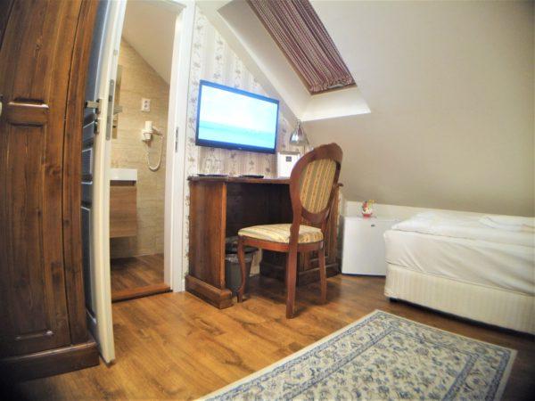 プレショフのおすすめなホテルCenterCity Apartmentsの部屋
