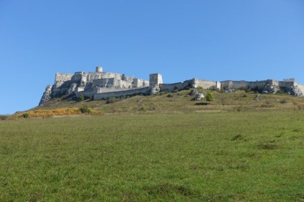 写真で見るスピシュ城までの行き方