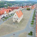 【スロバキア】世界遺産バルデヨフの旧市街に行ってきた!360度かわいい中世の街並みが広がっていた!