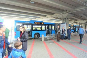 ブダペスト空港の100Eシャトルバスに乗る場所!到着ゲートからの行き方を詳しくまとめました!