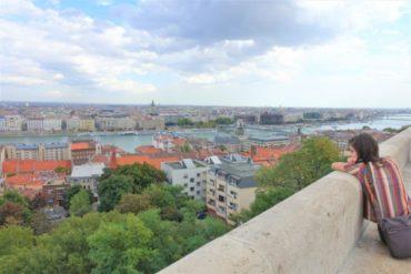 漁夫の砦と教会のチケット売り場の場所と料金について!ブダペストの美しい街並みを一望できる!