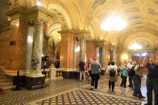 ブダペストの国立歌劇場