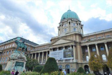 【ブダペスト】王宮の丘を散策してみた!見どころやアクセス方法について!