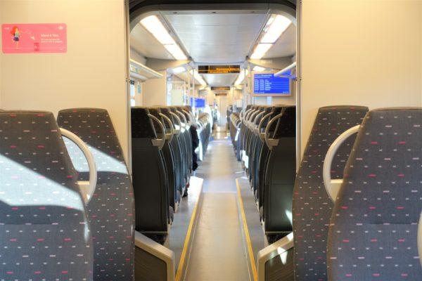 ベルギーの電車の乗り方