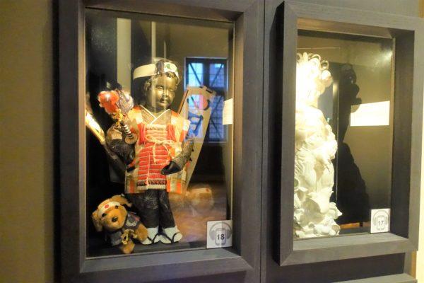 ブリュッセルカードで行った王の家/ブリュッセル市立博物館(Brussels City Museum )の日本の小便小僧