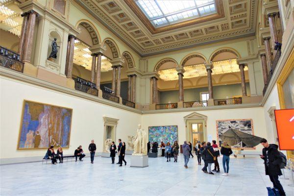 ブリュッセルカードで行ったベルギー王立美術館(Royal Museums of Fine Arts of Belgium)