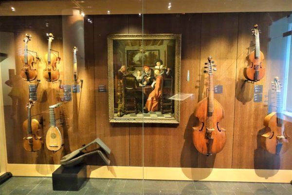 ブリュッセルカードで行った楽器博物館(Musical Instruments Museum)