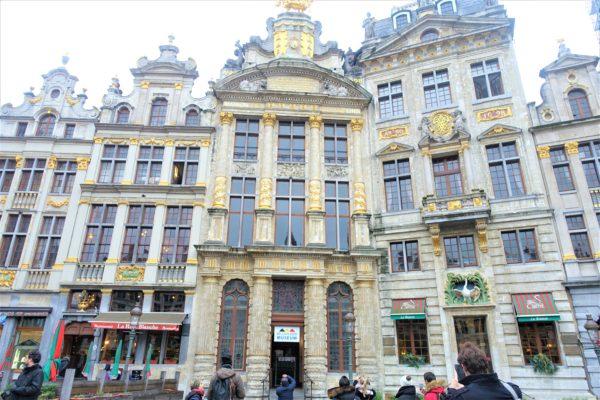 ブリュッセルカードで行ったビール博物館(Museum of the Belgian Brewers)