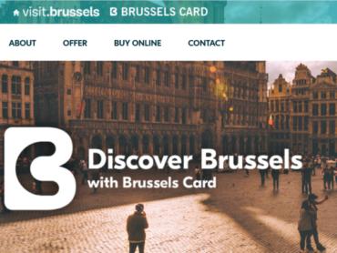 【ベルギー】ブリュッセルカードのオンライン購入方法について!現地ですぐに使えて便利!