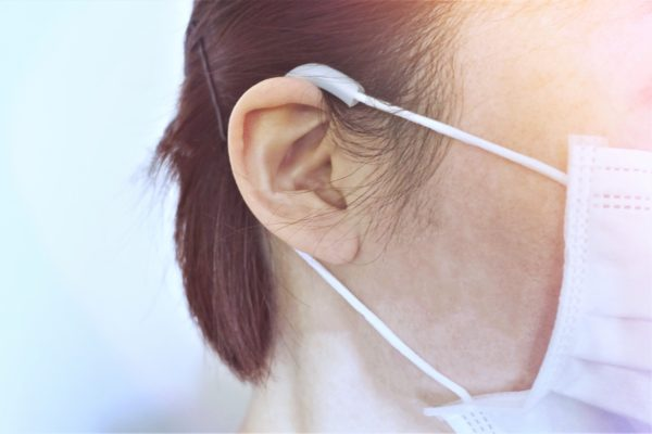 100均のシリコンイヤーフックでマスクで耳が痛いを解決する