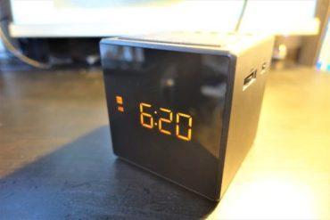 ラジオで目覚まし時計!SONYのFM/AMクロックラジオICF−C1!radikoに目覚まし機能がないから買って大正解!